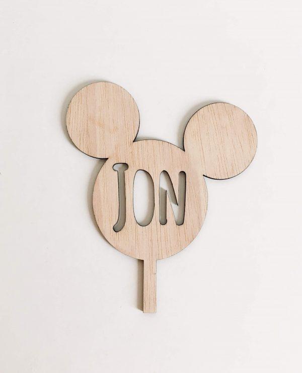 Cabeza Mickey