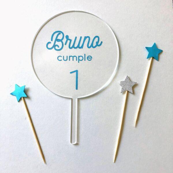 cake topper personalizado para todo tipo de eventos , boda, comunion,bautizo, cumpleaños, babyshower.